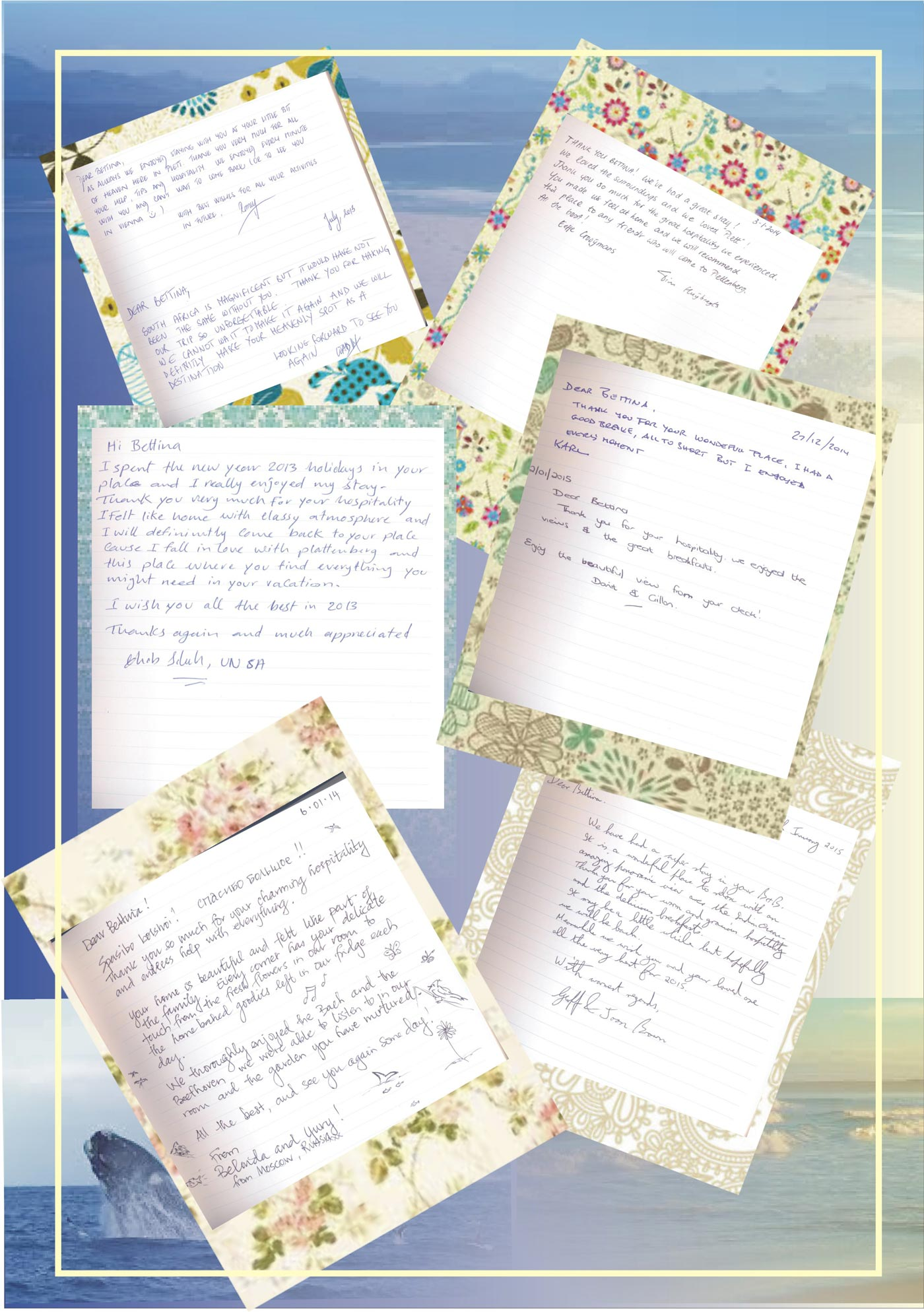 guestbook english