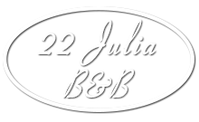 22 julia avenue logo outline